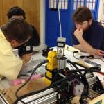 Assembling a Shapeoko 2 CNC