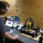 Running a Shapeoko 2 CNC machine