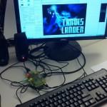 TARDIS Lander Game