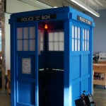 The TARDIS Replica